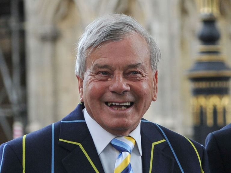 Dickie Bird: Set to become Yorkshire president