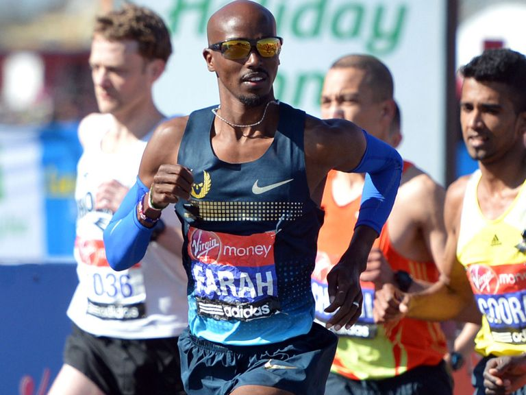 Mo Farah: A big medal hope in Glasgow