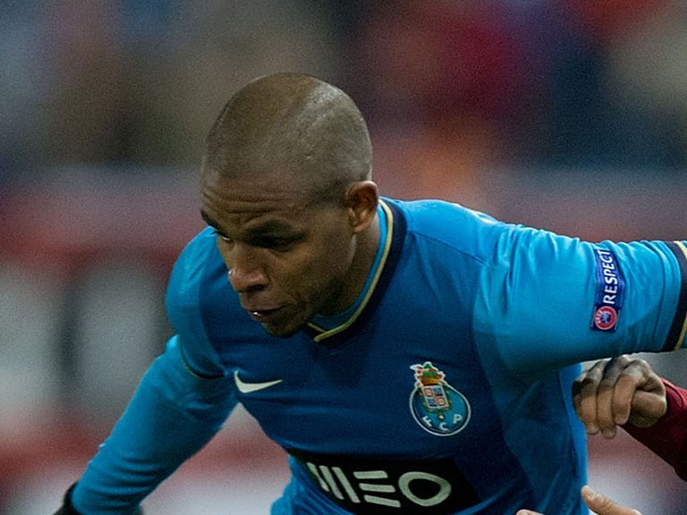Fernando: Linked with Manchester City