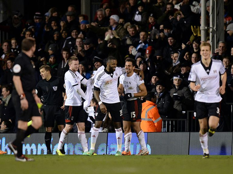 Fulham face Newcastle on Saturday March 15