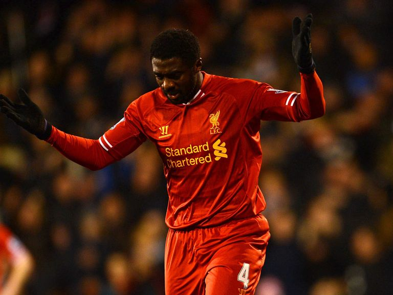 Kolo Toure: Wants calm at Anfield despite a leaky backline