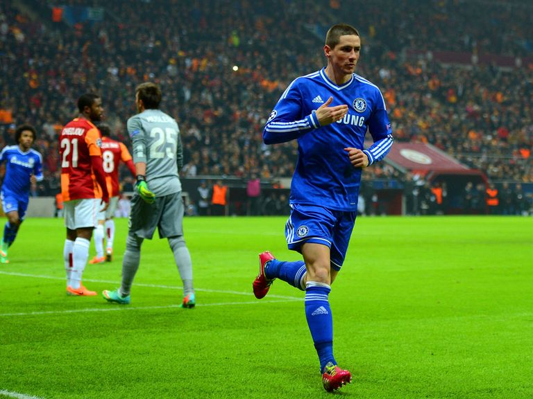 Fernando Torres: Linked with Atletico Madrid return