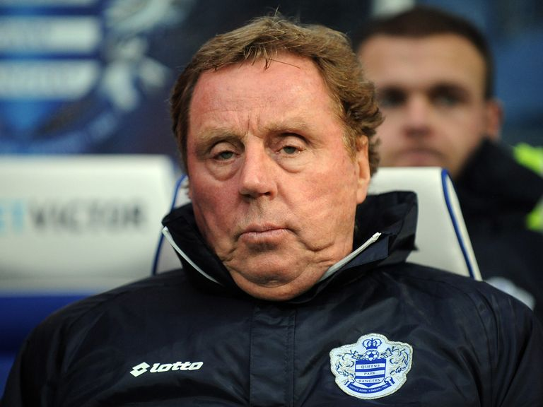 Harry Redknapp: Pressure to win promotion at QPR