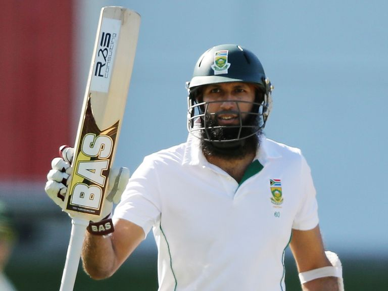 Hashim Amla: South Africa's new Test captain