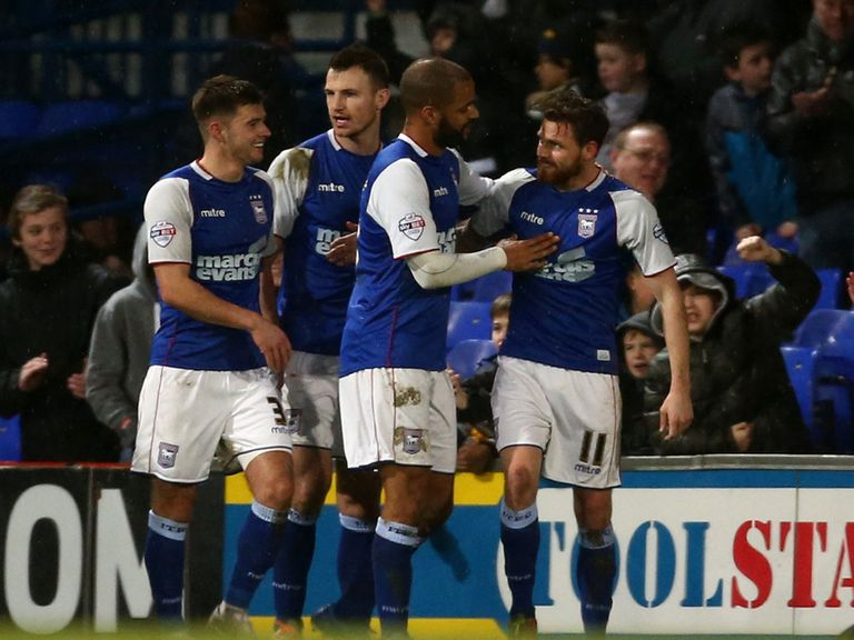 Ipswich host Blackpool on February 15