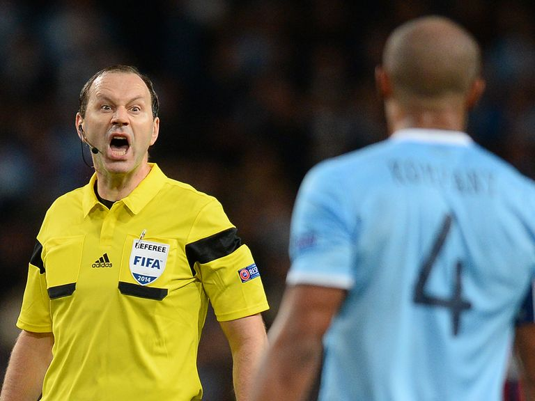 Jonas Eriksson: Swedish referee