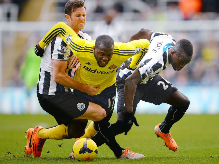 Tiote: Tangles with Sunderland's Altidore