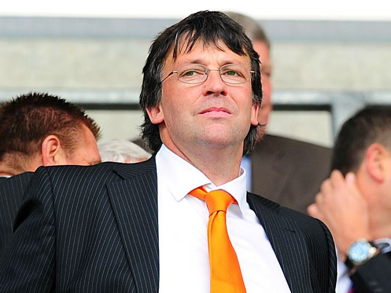 Karl Oyston: Under pressure from Blackpool fans