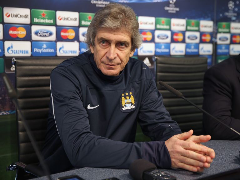 Manuel Pellegrini: Looking forward to Barcelona clash