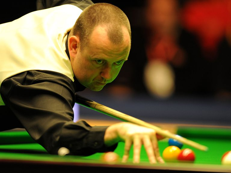 Mark Williams: Put out the world No 1