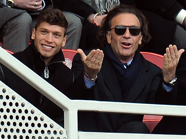 Massimo Cellino: Found guilty of tax evasion