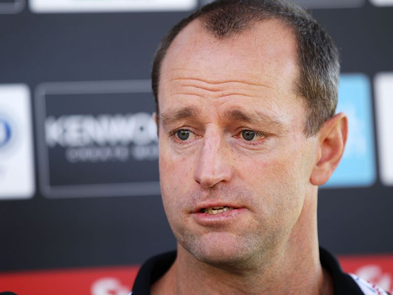 Michael Maguire: Signed a new deal at Sydney