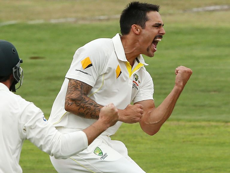 Mitchell Johnson: Rested by Australia