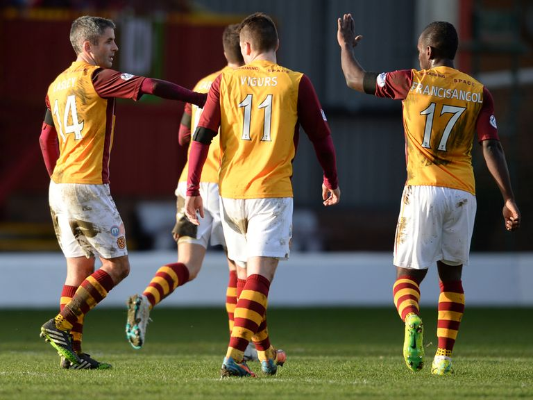 Motherwell: Can beat Hearts this weekend