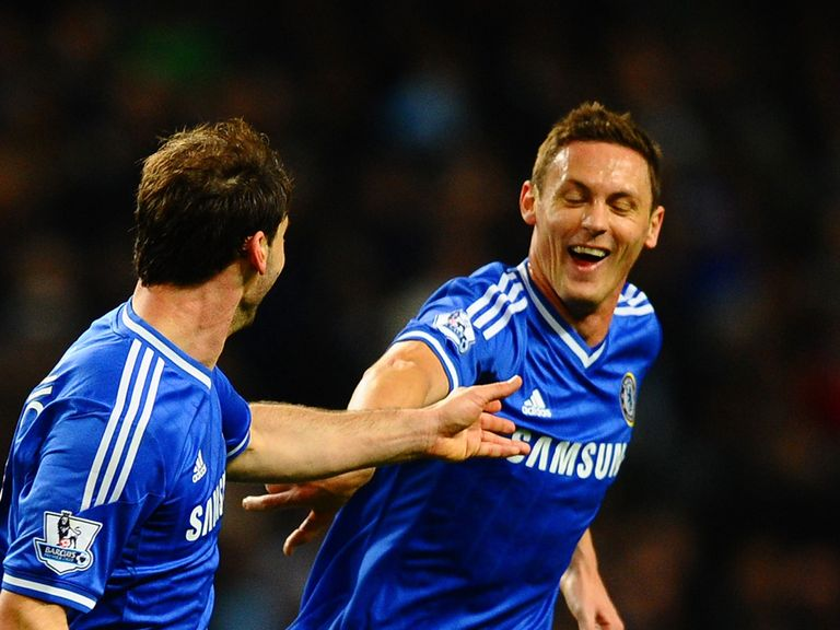 Nemanja Matic: Looked impressive against Man City