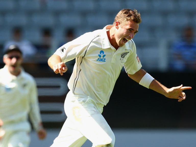Tim Southee: Says India 'have a lot to prove' in Wellington