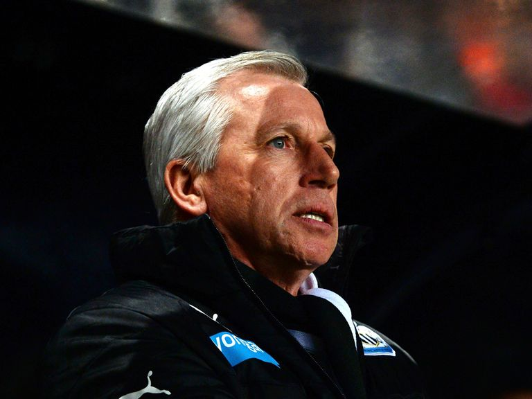 Alan Pardew: Some believe his future could be in doubt