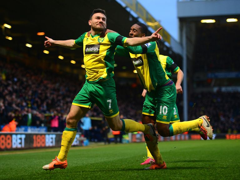 Robert Snodgrass: Wants Norwich to improve on away trips