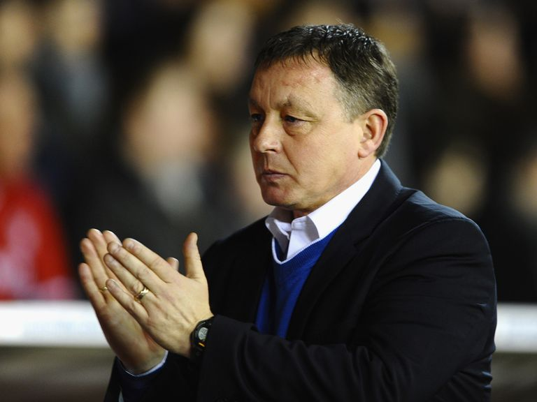 Billy Davies: Has denied a second breach of improper conduct