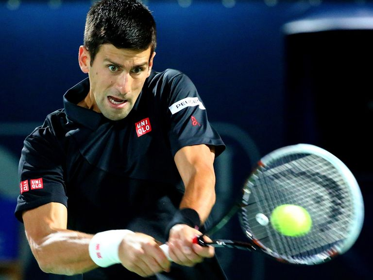 Djokovic: Had to work for the victory