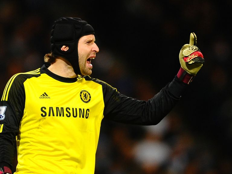 Petr Cech: Hoping Chelsea can see off Galatasaray at Stamford Bridge
