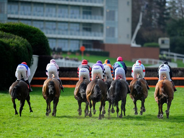 Will you be enjoying the action at Sandown on Saturday?