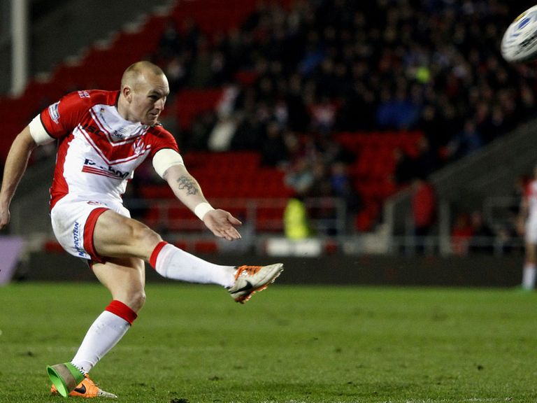 Luke Walsh: One to watch for St Helens