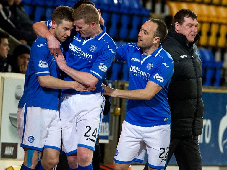 St Johnstone: Can win on Saturday