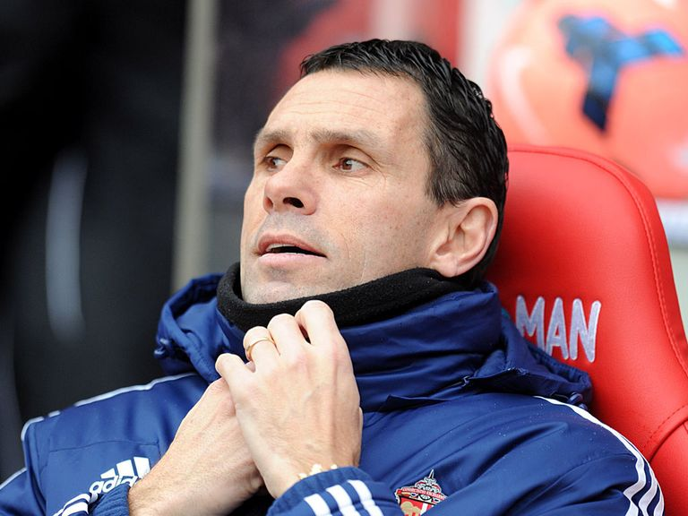 Gus Poyet: 'It's going to be tight'