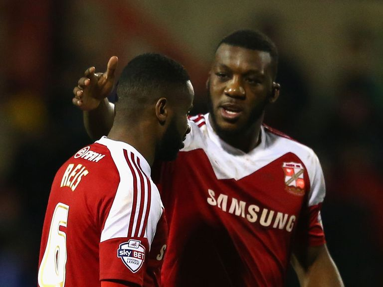 Swindon host Brentford on Saturday
