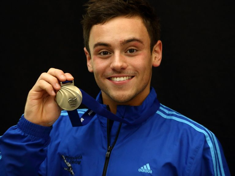 Tom Daley: Likes ice cream and sweets