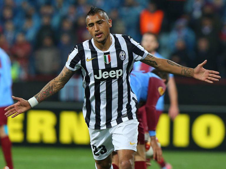 Arturo Vidal: Hasn't made a decision on his future