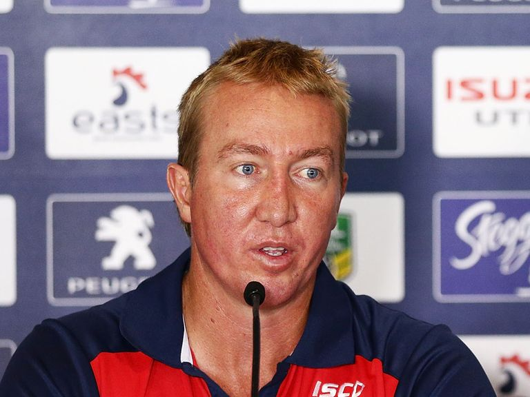 Trent Robinson: Preparing for the World Cup Challenge