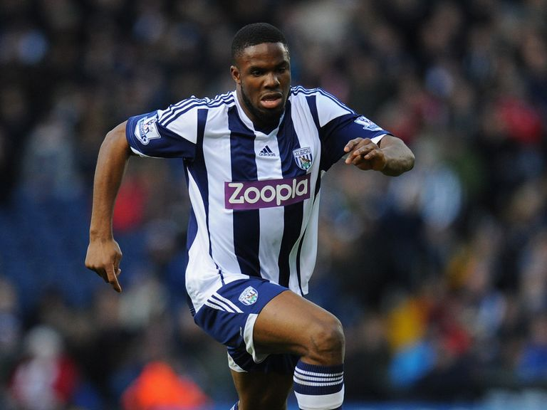 Victor Anichebe: Has impressed manager Pepe Mel