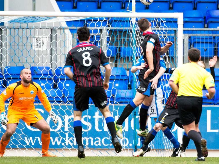 Inverness host Dundee United in the cup on Sunday