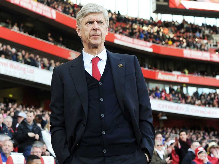 Arsene Wenger: Closing in on 1000 games