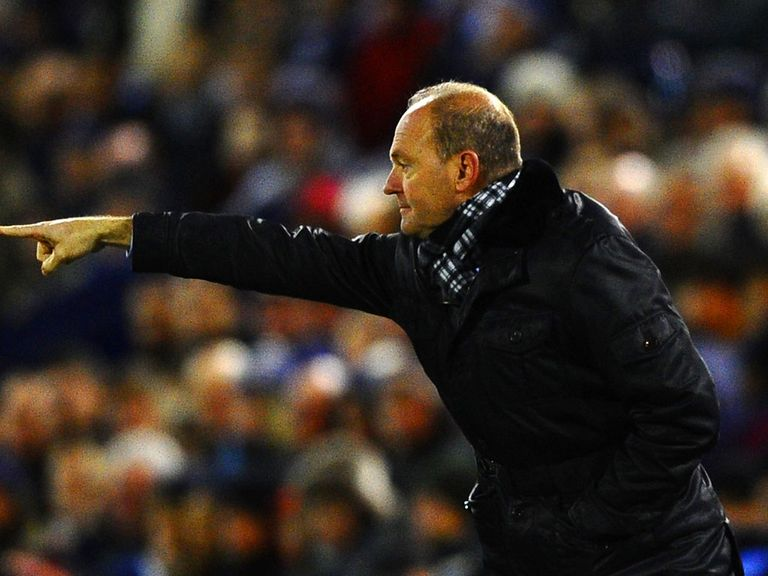 Pepe Mel: Yet to win during his time at West Brom