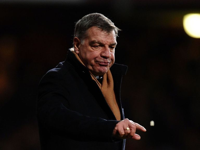 Sam Allardyce: Denies trying to influence Ravel Morrison