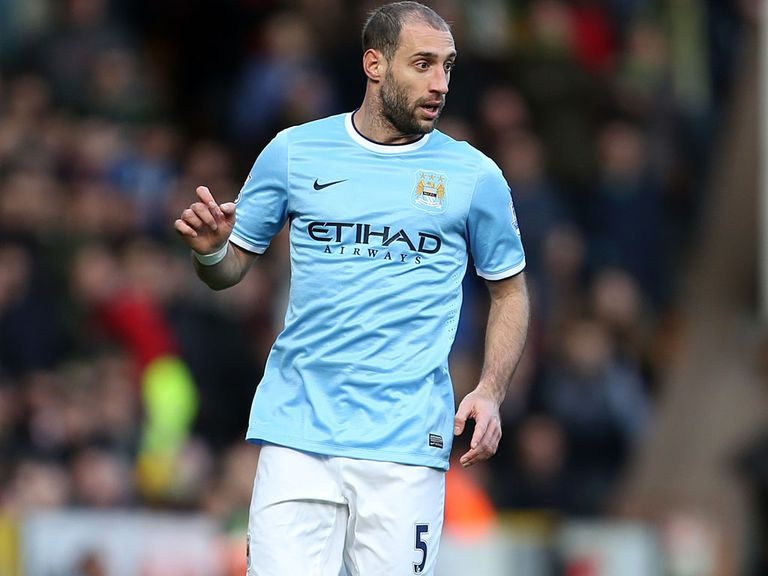 Pablo Zabaleta: No excuses if City don't reclaim title