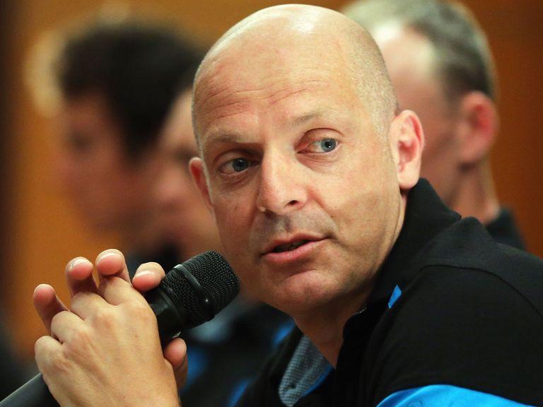 Sir Dave Brailsford: Will address England squad