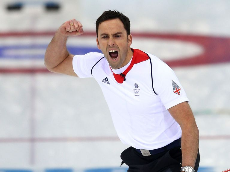 David Murdoch and GB's curlers will bid for gold on Friday