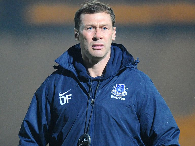 Everton legend Duncan Ferguson is happy to be back