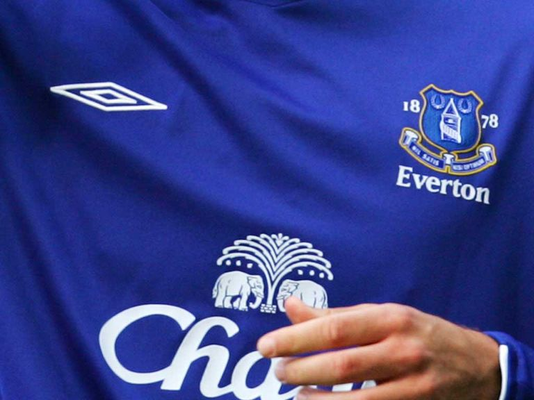 Everton will restore the partnership with Umbro this summer