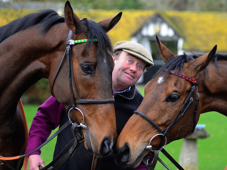 Nicky Henderson can pop up with another winner of the Mares' Finale