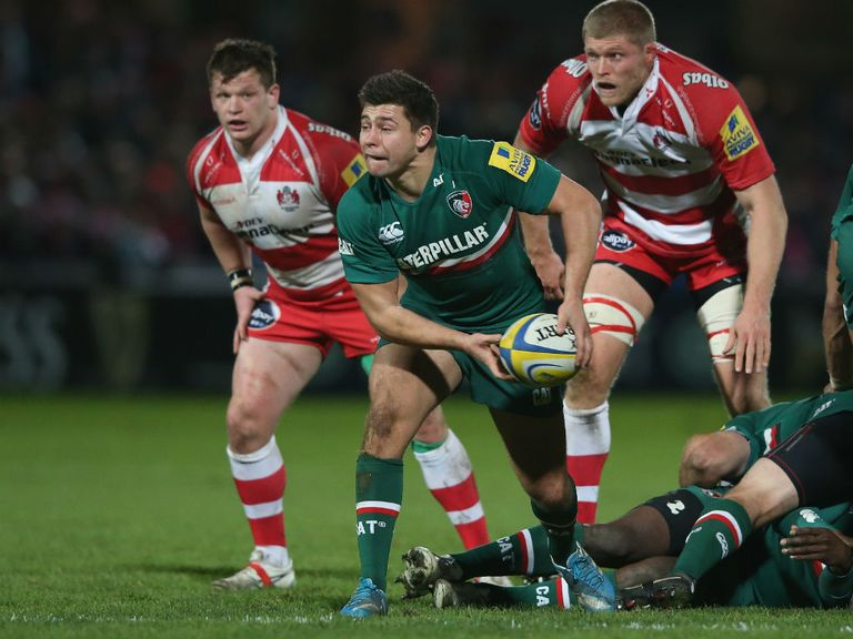 Leicester left it late to beat Gloucester