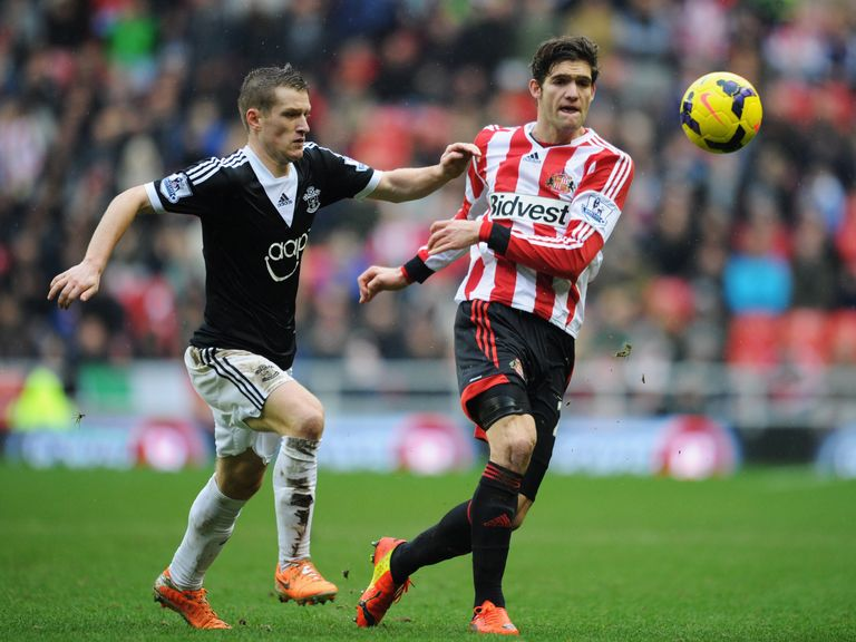 Marcos Alonso: Has impressed during Sunderland loan spell