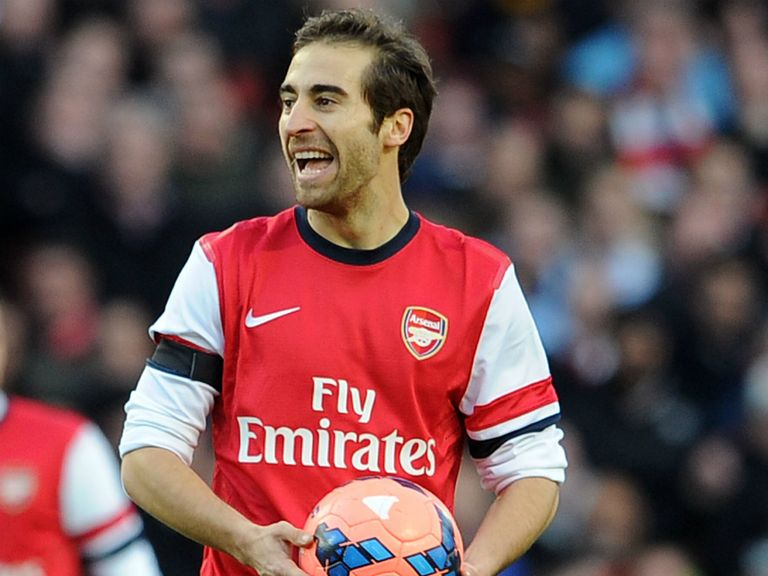 Mathieu Flamini: Feeling good