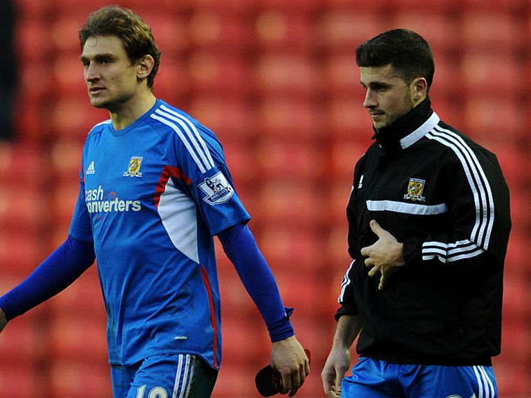 Jelavic and Long can cause Arsenal problems