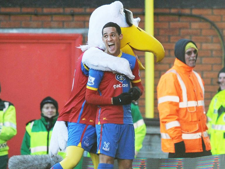 Tom Ince: The Palace mascot wants him to stay too