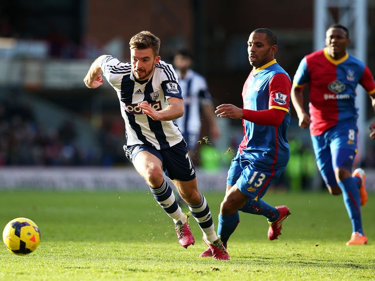 James Morrison: West Brom man glad to be on Scotland duty
